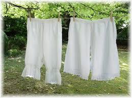 l'histoire  de la culotte