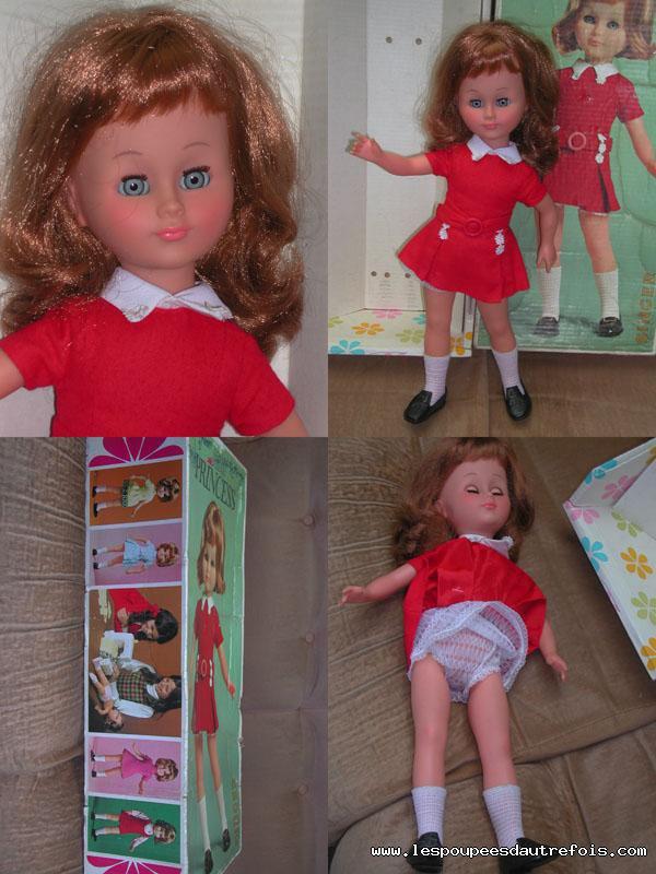 jolies  poupées