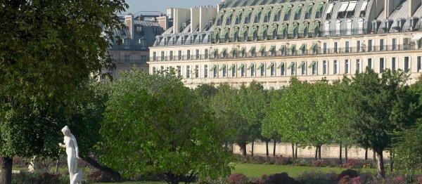 Ces hôtels qui ont fait l'histoire de Paris