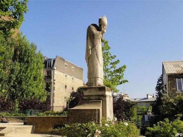 La fontaine qui rend les femmes fidèles ..