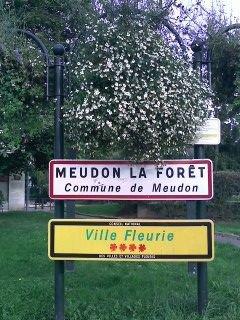 L'Observatoire de Meudon  .