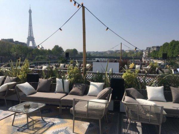 Les Péniches les plus insolites de Paris