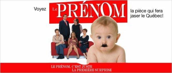 ''Le Prénom''