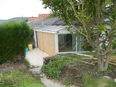 La maison avec / sans arbre!!