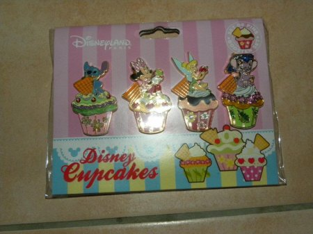 Collection Disney - Pin Trading