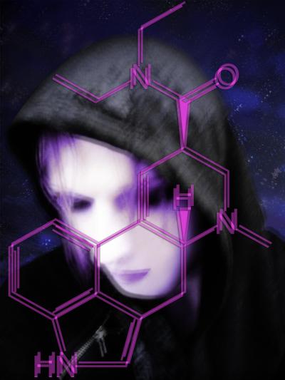 Acide lysergique diéthylamide