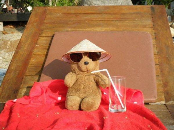 Tis'Nours en Thailande