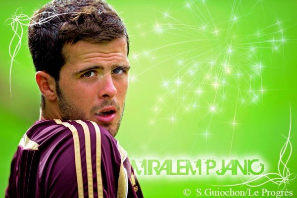 Un Talent . . . .  Miré Pjanic♥