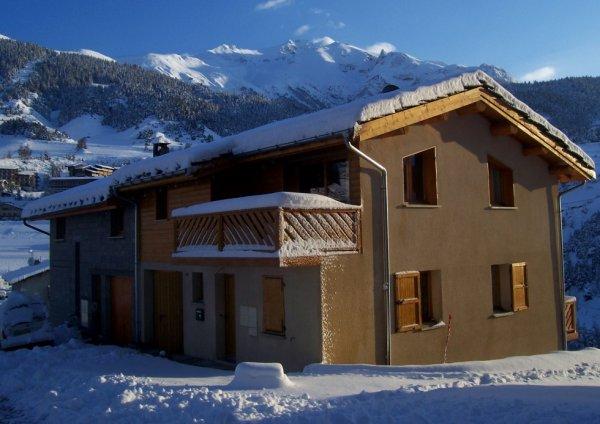 La maison et son appartement de location