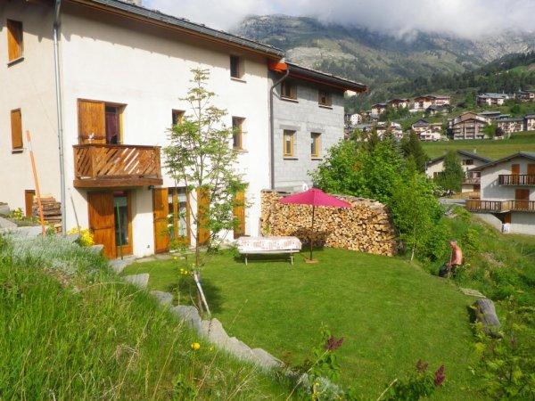 L'appartement Le Croé et son jardin