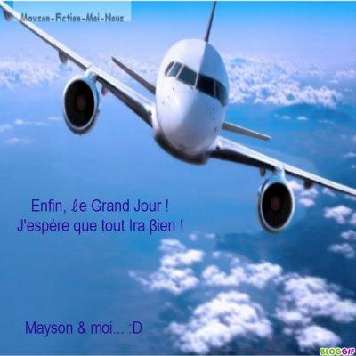 """2ème Chapitre :""""  Le Grand Jour ! """""""
