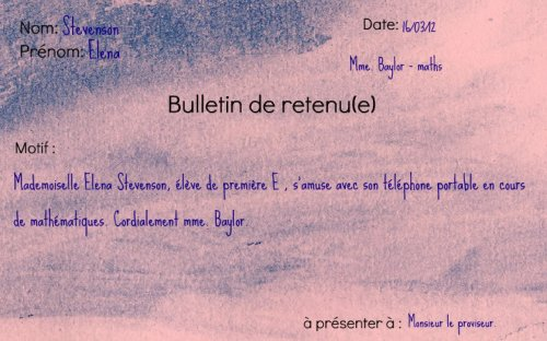 Chapitre IV ~ Comme Cendrillon.