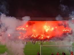 flame a Marseille