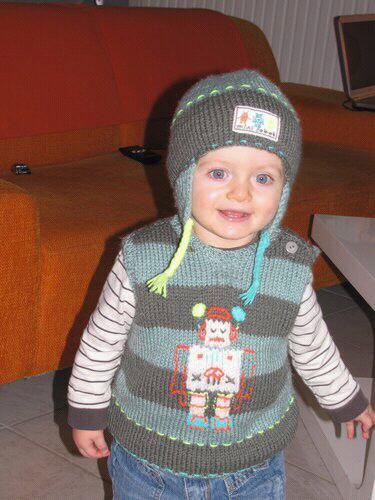 Mon bebe Jonas