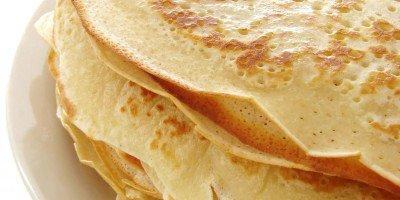 Recette : Pâte à crêpes