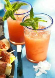 Cocktail : un goût d'été