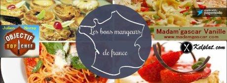 Groupe facebook : Les bon mangeurs de France