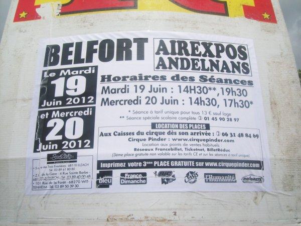 cirque  pinder  airexpo  andelans19 06 2012 AU20 06 2012