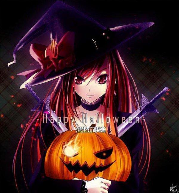 Happy Hallowen :D ♥