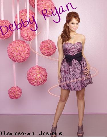 2.Debby Ryan