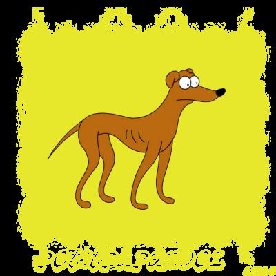 petitpapanoel est le chien des simpsons petit papa nol est un lvrier mle