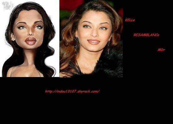 KELLE ressemblance