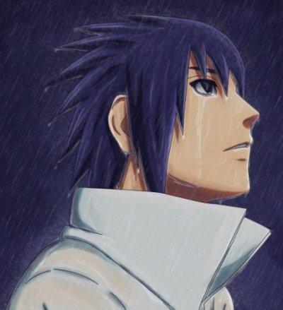 Titre: Vis parce que c'est tout ce que tu nous dois. Résumé: « Décris-le-moi » Sasuke Uchiha est un traitre, un meurtrier et un lâche. Il tue pour la vengeance, il sacrifie pour la haine et il vivra dans le dédain jusqu'à ses dernières heures. Car Sasuke est un idiot. Mais qu'est-il donc devenu de ce gamin souriant ? De cet enfant au regard fier mais au sourire étincelant ? Certains murmures disent qu'il est mort dans le sang de son clan, que c'est ce massacre qui a fait naitre le monstre Uchiha. Sasuke est le vice, Sasuke est la bêtise, mais le serait-il encore si Itachi n'avait accomplit la malheureuse mission qui lui était incombée ? Sasuke serait-il resté miraculé de la haine ? « Ne me pardonne Naruto pas, ne me pardonne pas je t'en supplie.» Personnages principaux: Sasuke Personnages secondaires: Itachi, Fugaku, Mikoto (parents de Sasuke), Naruto, Sakura, Kakashi. (et autres petits rôles: Shikamaru, Ino, Neji, cousin de Sasuke)  Registre: OOC (léger), UO, dramatique, tragique.