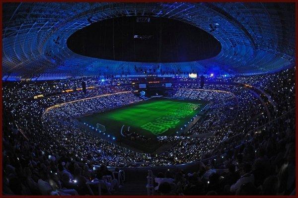 --  Live Coverage || 14 Mai 2011 Concert de Rihanna en Ukraine pour les 75ans du FC Shakhtar..--