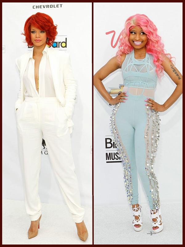 Bilboards Music Awards 2011: Deux Stars, Deux Looks, Deux Styles,.. Votre préférance ?