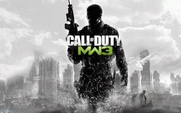mon jeu préféré MW3