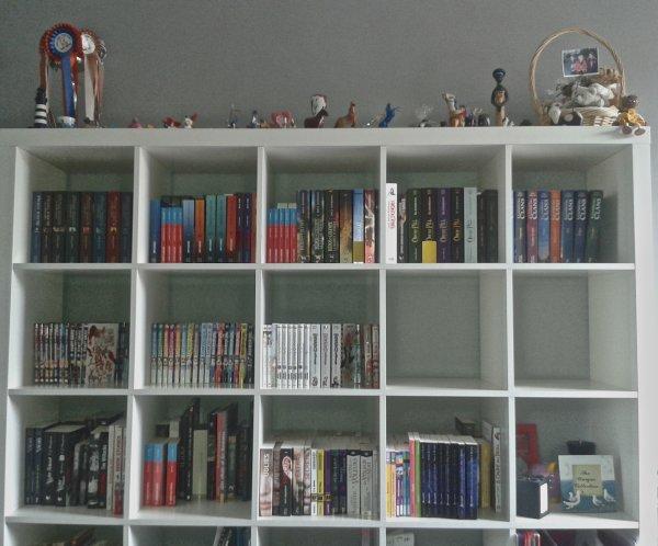 Ma collection (presque entière)