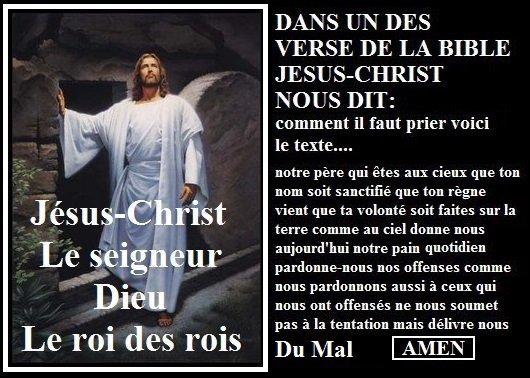 Cantique: Jésus-Christ - Potito Chante pour Dieu