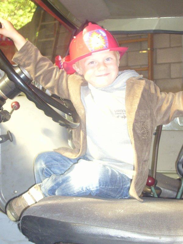 Mon ptit pompier d'amour