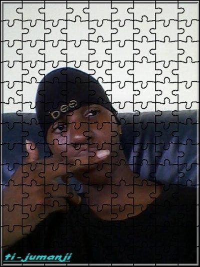 Moi en mode : Puzzles