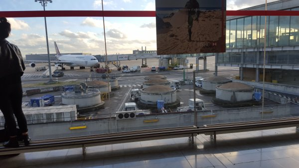 Paris AIRPORT (CHARLES DE GAULLE )