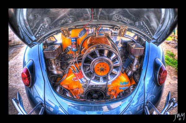 voici mon moteur