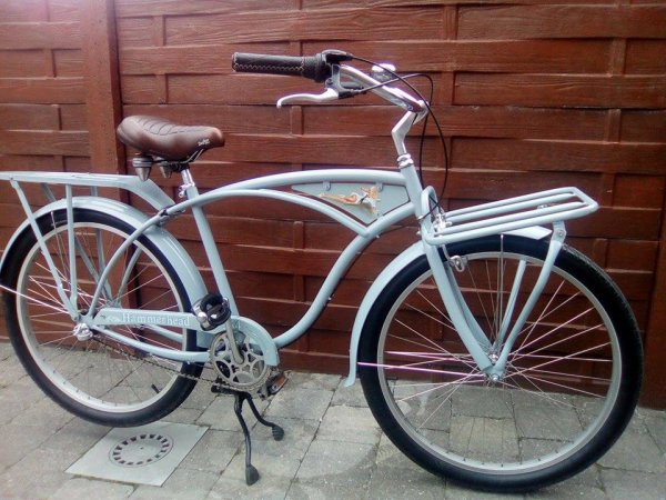 est oui encore un new acquisition le 30 juillet 2017 vélo vintage
