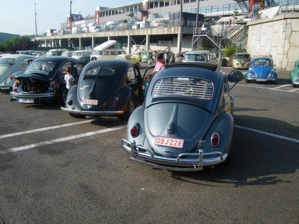 bug show 2014 spa francorchamps