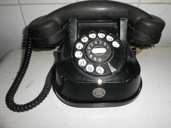 new aquisition téléphone fix vintage année 60