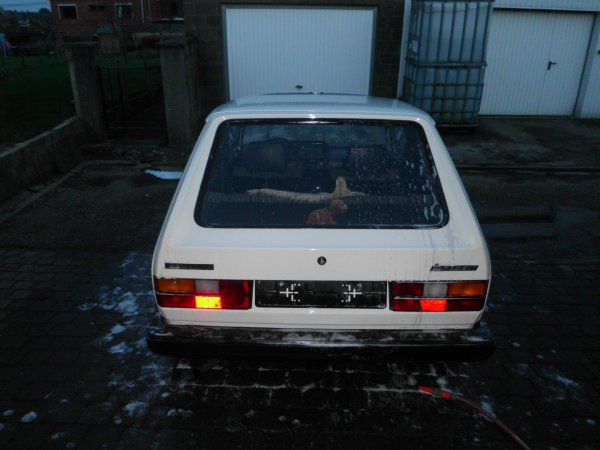 GOLF MK1 1.1 Rabbit LX DE 83