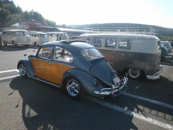Vw bug Show 11 & 12 Aout 2012 Spa-francorchamps