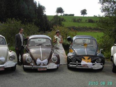 mariage de Christina & Renaud 28 aout 2010