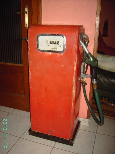 ancienne pompe a essence modele us
