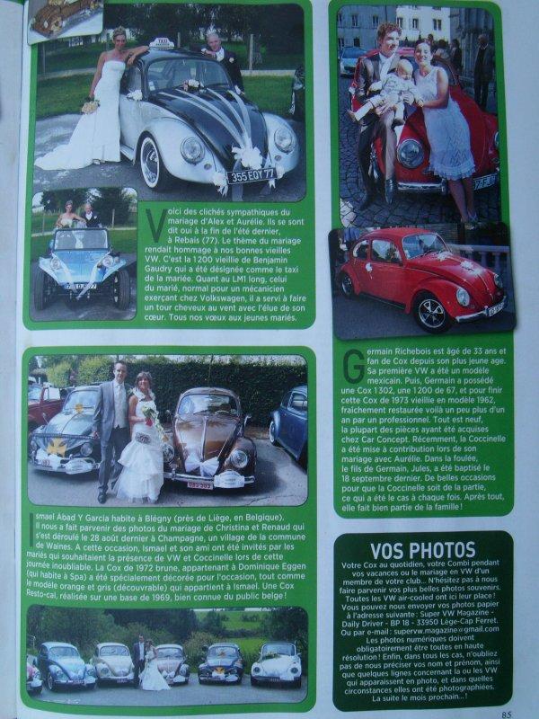 Super  VW magazine  n° 261  MAI 2011