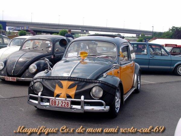 RETRO VW MANIA - 5 JUIN 2011