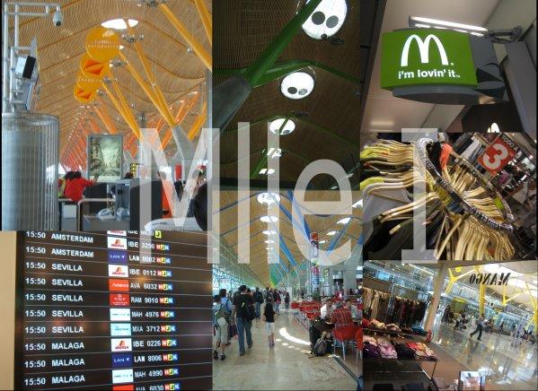 Saison 1 - Episode 13 - Celles qui partaient à la découverte de l'aéroport de Madrid