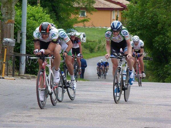 Villematier Championnat Midi-Pyrénées contre la montre par équipe de 4 (31)