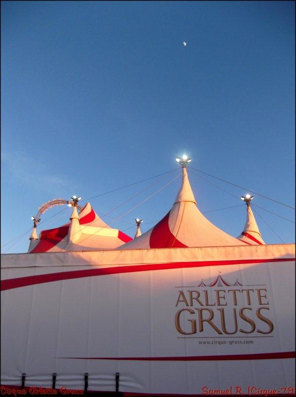3ème partie ▪ Cirque Arlette Gruss ▪ La Rochelle (17)