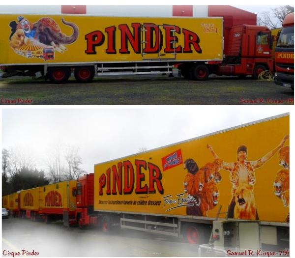 2ème partie ▪ Cirque Pinder ▪ Poitiers (86)