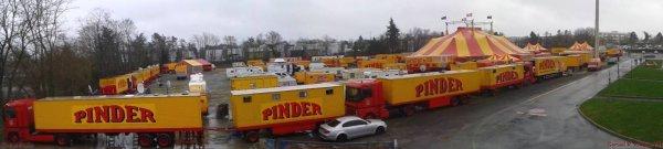 3ème partie ▪ Cirque Pinder ▪ Poitiers (86)